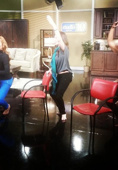 STUDIO 10 THE CHAIR WORKOUT