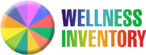 wellness inventory wheel logo